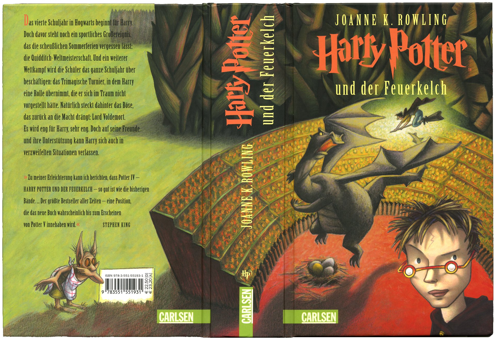 Harry Potter Book Front Cover ~ Harry potter book cover front and back pixshark